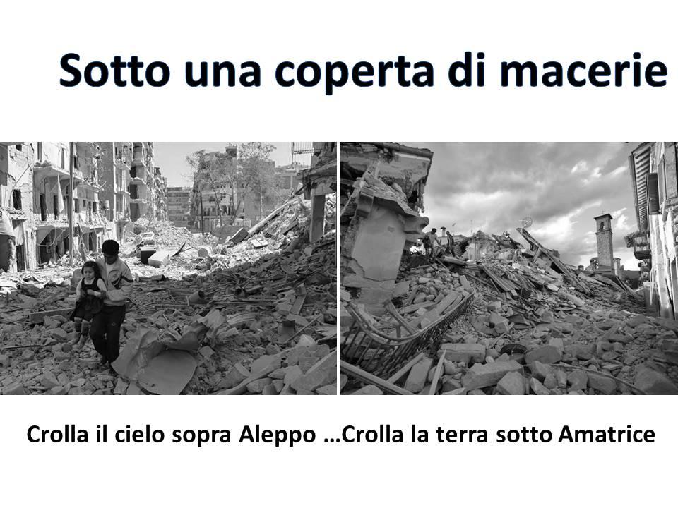 Aleppo-Amatrice